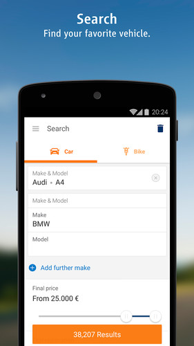 AutoScout24 - used car finder screenshot 17