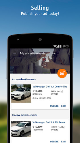 AutoScout24 - used car finder screenshot 20
