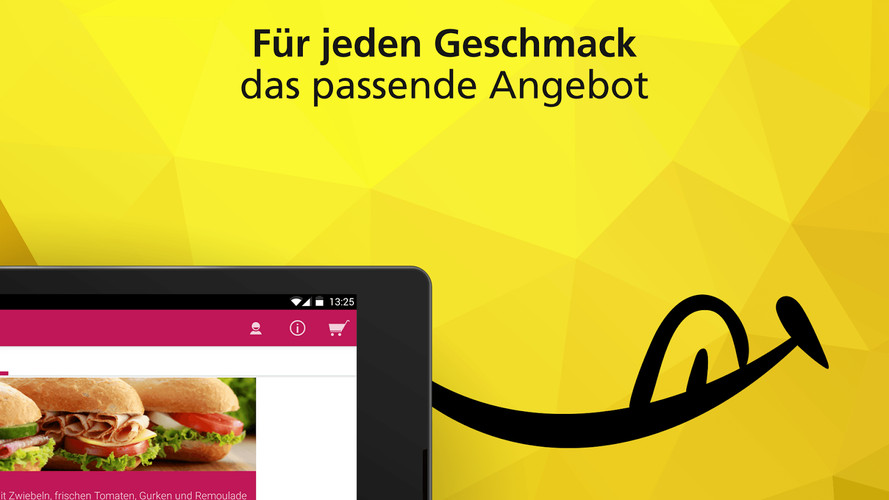 pizza.de - order food online screenshot 5