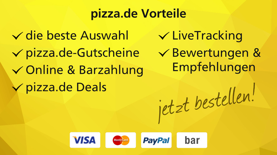 pizza.de - order food online screenshot 16