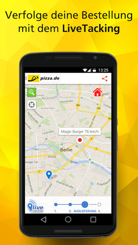pizza.de - order food online screenshot 22