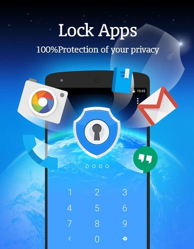 Free AppLock Pro - Privacy & Vault cell phone app