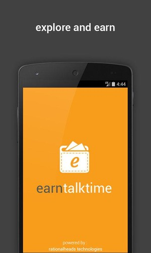 Free Earn Talktime cell phone app