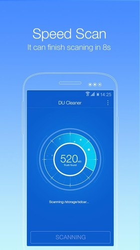 Free DU Cleaner(Boost&Clear Cache) cell phone app