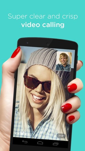 ooVoo Video Call, Text & Voice screenshot 8