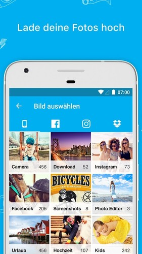 myposter - Dein Foto in Groß screenshot 2