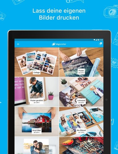 myposter - Dein Foto in Groß screenshot 11