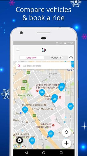 Free Free2Move - The Carsharing App cell phone app
