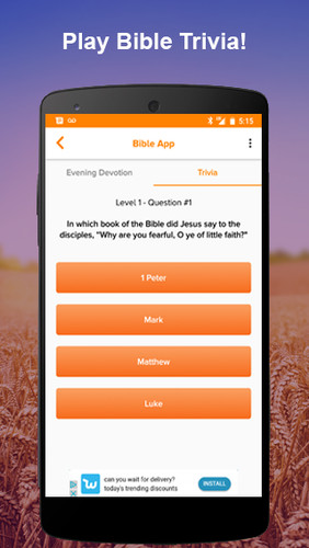 Bible App: Daily Bible Verses & Bible Caller ID screenshot 4