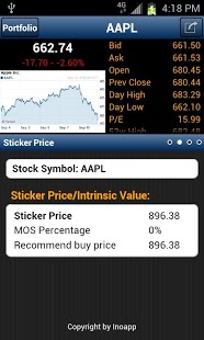 Stock Analyst screenshot 2