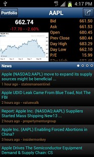 Stock Analyst screenshot 8