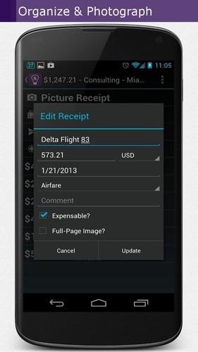 Smart Receipts PRO [No Ads] screenshot 5
