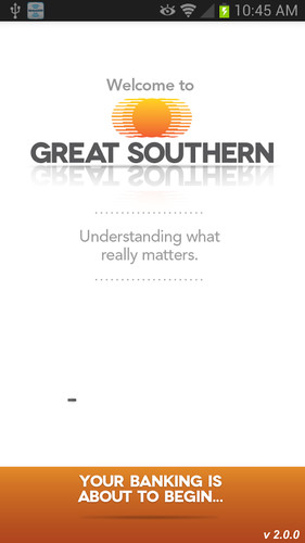 Free Great Southern Mobile Banking cell phone app