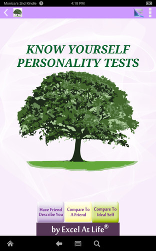 Know Yourself Personality Test screenshot 3