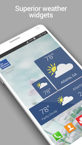 The Weather Channel screenshot 6