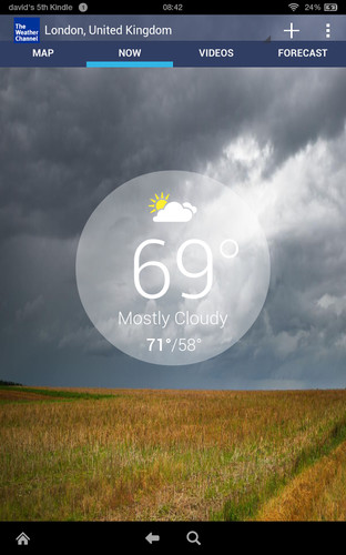 The Weather Channel screenshot 15