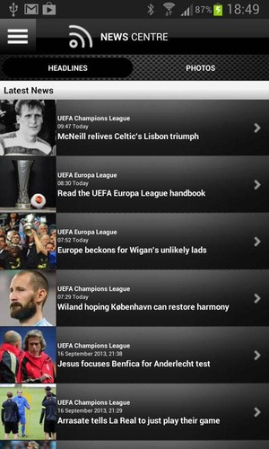 UEFA.com full edition screenshot 4