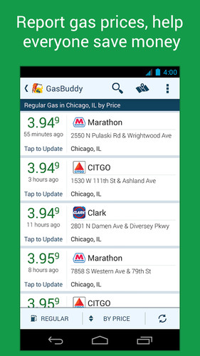 GasBuddy - Find Cheap Gas screenshot 2