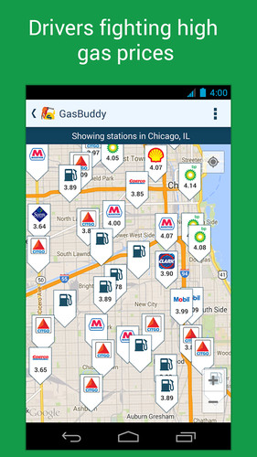 GasBuddy - Find Cheap Gas screenshot 4