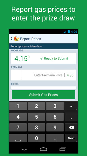 GasBuddy - Find Cheap Gas screenshot 5