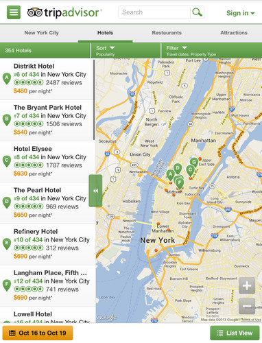 TripAdvisor Hotels Flights screenshot 5