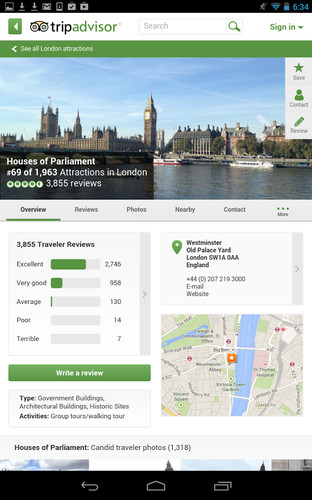 TripAdvisor Hotels Flights screenshot 13