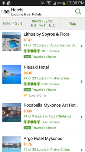 TripAdvisor Hotels Flights screenshot 16