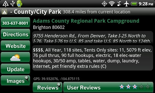 Camp and RV - Campgrounds Plus screenshot 8