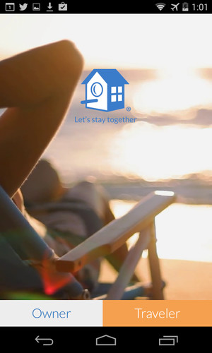 Free HomeAway VRBO Vacation Rentals cell phone app