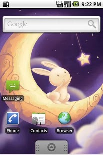 Free Lucky Star Live Wallpaper Free cell phone app