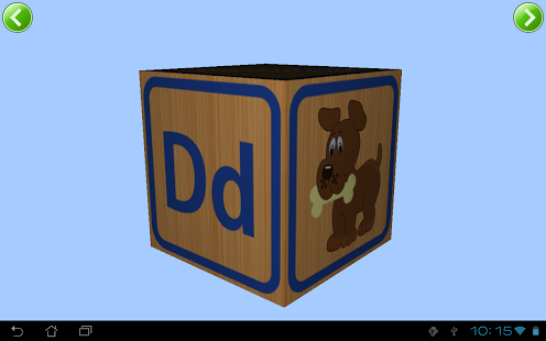 Kids ABC Phonics screenshot 2