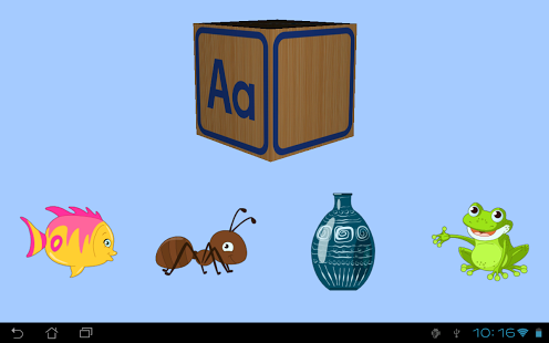 Kids ABC Phonics screenshot 3