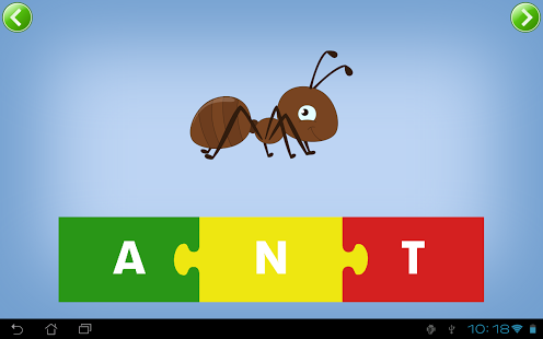 Kids ABC Phonics screenshot 12