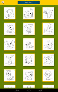 Color & Draw for kids HD screenshot 3