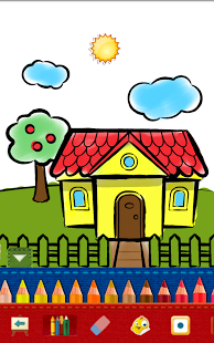 Color & Draw for kids HD screenshot 8