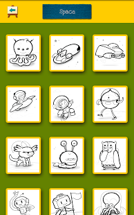 Color & Draw for kids HD screenshot 9