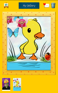 Color & Draw for kids HD screenshot 12
