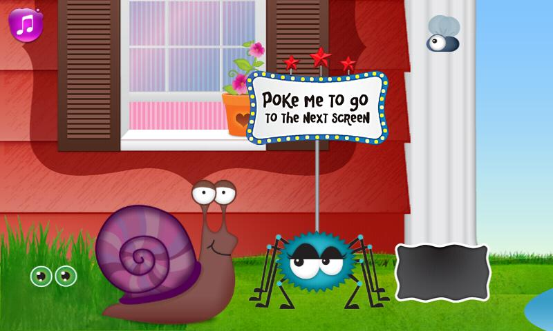 Free Itsy Bitsy Spider cell phone app