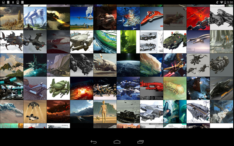 Free PicSpeed HD Wallpapers 500,000 cell phone app