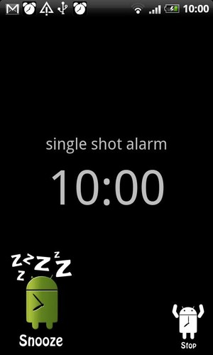 AlarmDroid (alarm clock) screenshot 2