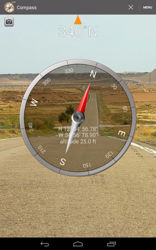 Smart Compass screenshot 2