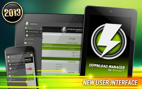 Free Download Manager for Android cell phone app