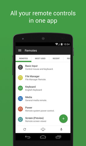 Unified Remote screenshot 10