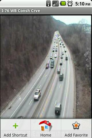 Free Philly Area Traffic Cams Pro cell phone app