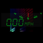 Car Home Speedometer
