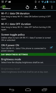 GreenPower Battery Saver Free screenshot 6