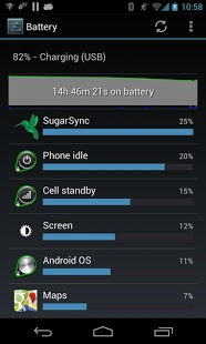 GreenPower Battery Saver Free screenshot 7