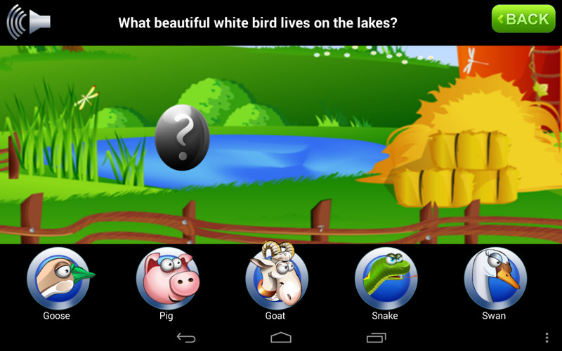 Kids Animals Game screenshot 6