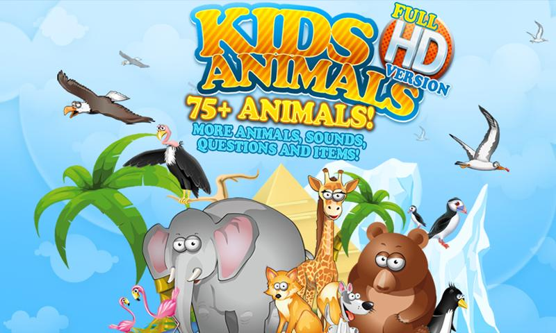 Kids Animals Game screenshot 7