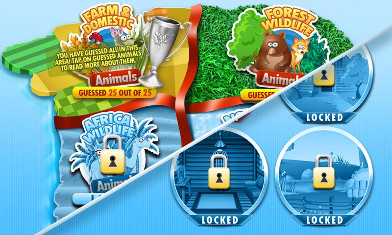 Kids Animals Game screenshot 8